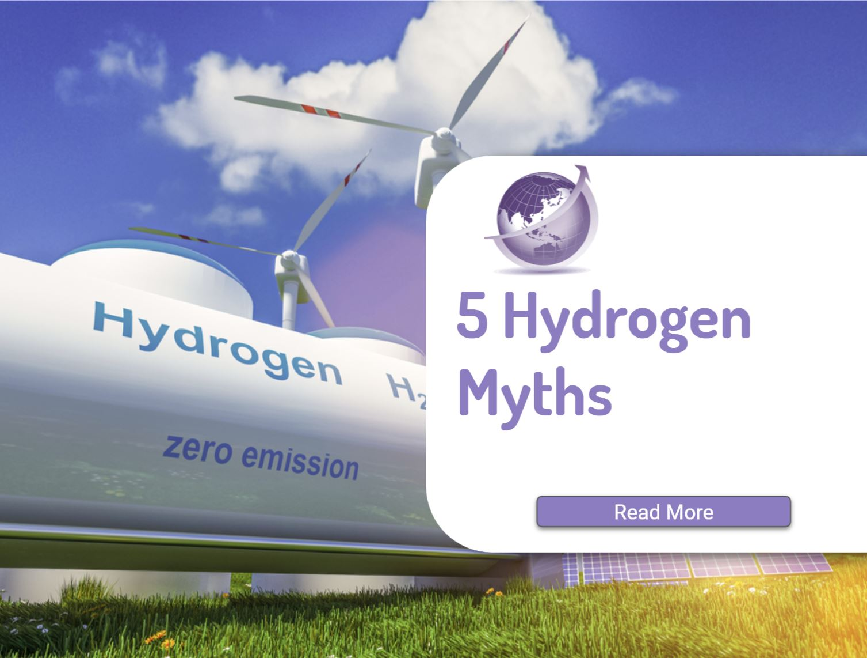 5 hydrgen myths explained